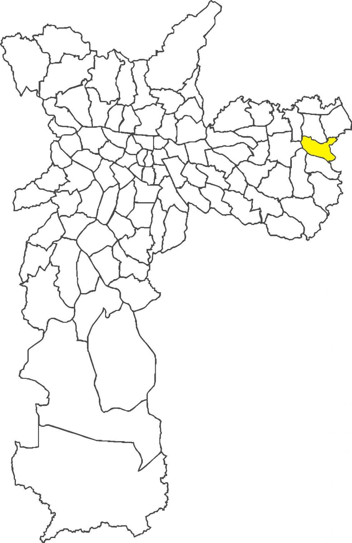 Kartta Lajeado district